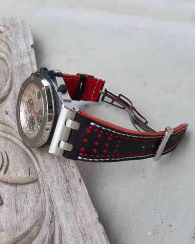 AP black red racer 01 - Gunny Straps Official