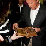 Gunnystraps and Arnold Schwarzenegger