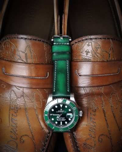 Deep Green 01 - Gunny Straps Official
