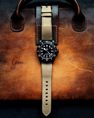 Pebble Taupe 01 - Gunny Straps Official