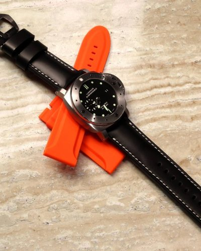 blackpaddedsmooth3 - Gunny Straps Official