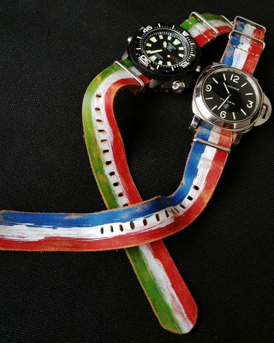 tricolore 01 - Gunny Straps Official