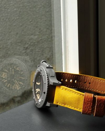 yellow canvas 01 - Gunny Straps Official