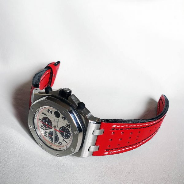 AP Racing Red White - Gunny Straps Official