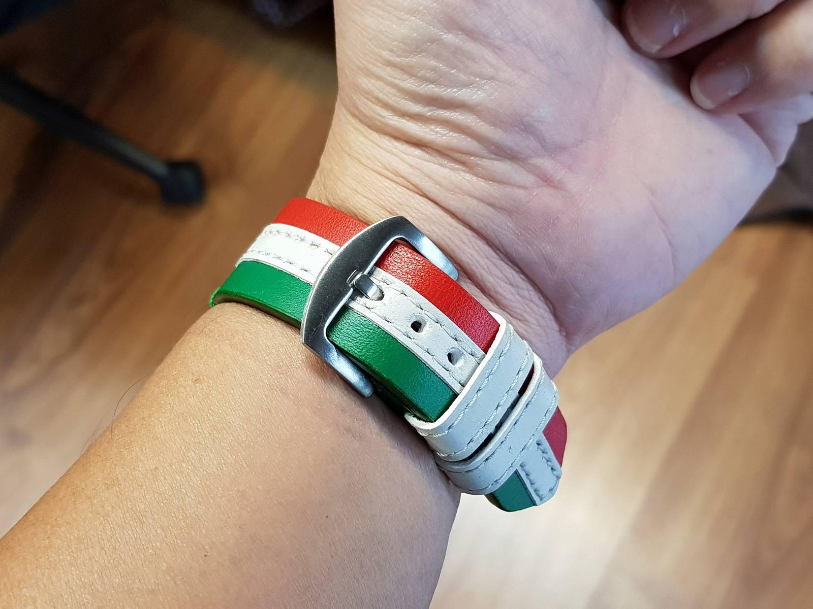 Threesome Italian Flag - Gunny Straps Official-1300