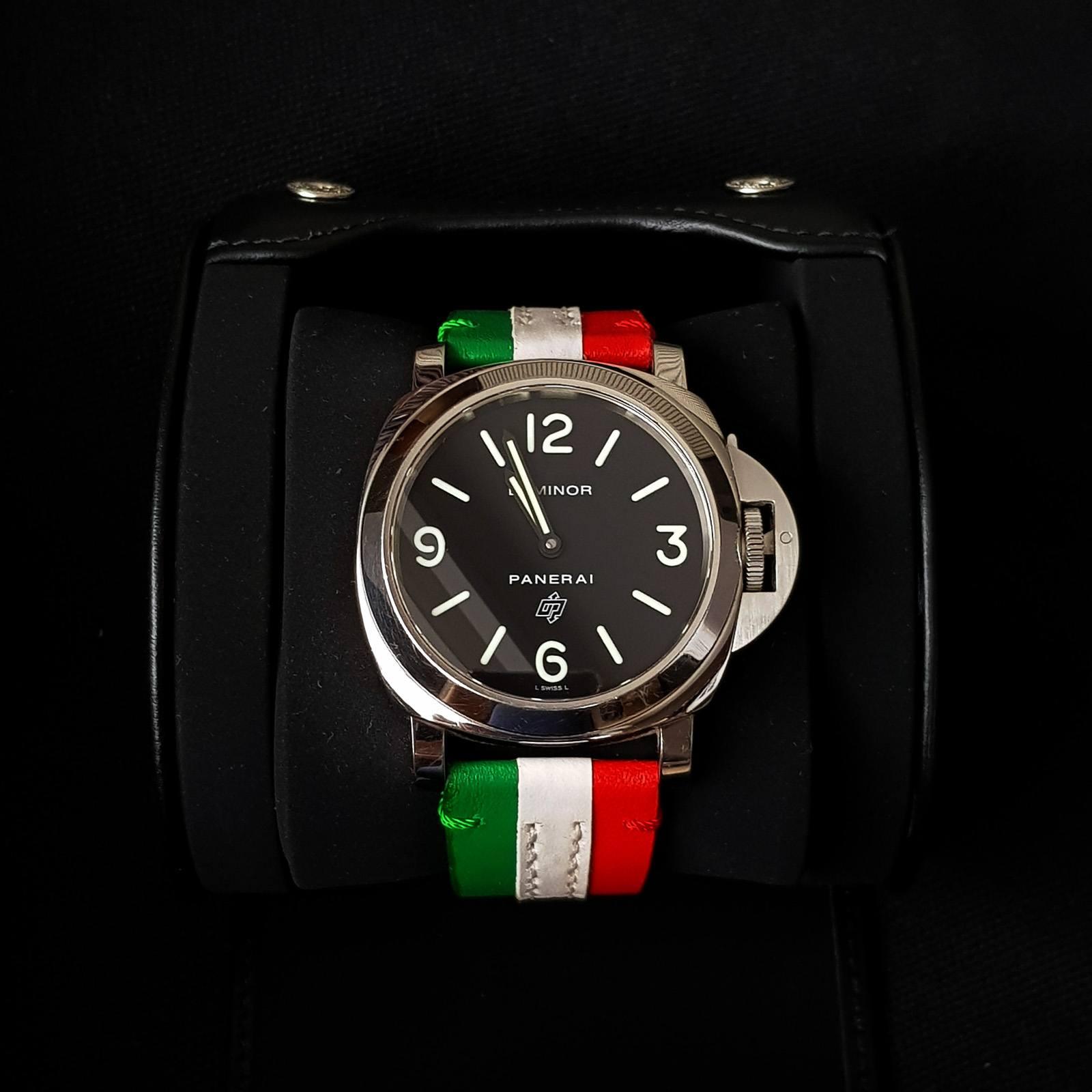 Threesome Italian Flag - Gunny Straps Official-9454