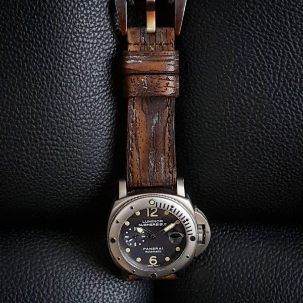 wood unique leather strap by gunny straps official online store