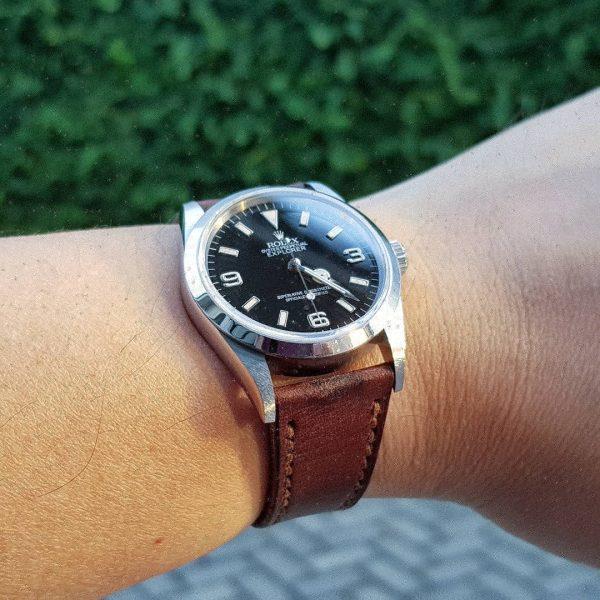 14270 unique leather strap